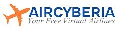 AIRCYBERIA Logo